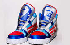 Obama Streetwear - MiBlox Barack Sneakers Are the New Air Force Ones