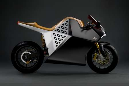 Speedy Electric Motorcycles - Mission Motor's Mean Green Machine is the World's Fastest