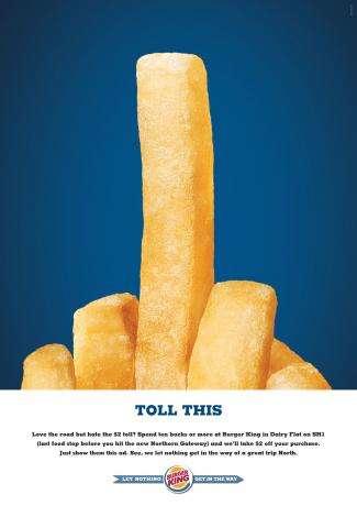 Profane French Fries