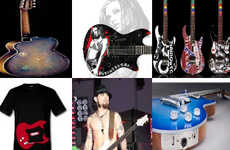 32 Innovative Guitars