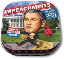 Freshen Your Breath with 'Indictmints,' 'Impeachmints' or 'National Embarrassm