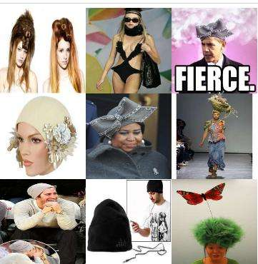 22 Hysterical Hats and Quirky Headwear