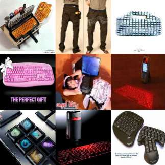 46 Outrageous Computer Keyboards