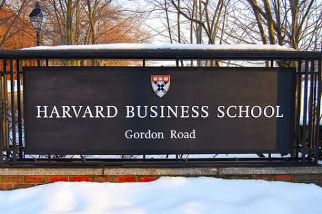 Harvard Business School Classes Reflect the Latest in Global Economy