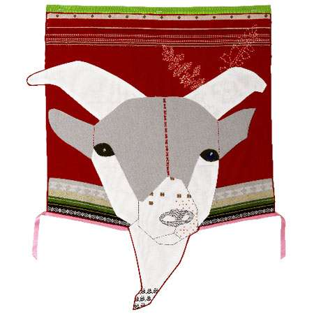 Fairy Tale Textiles - IKEA-UNICEF Project Benefits Indian Seamstresses and Their Families