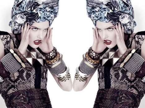 Massive Head Wrap Fashion