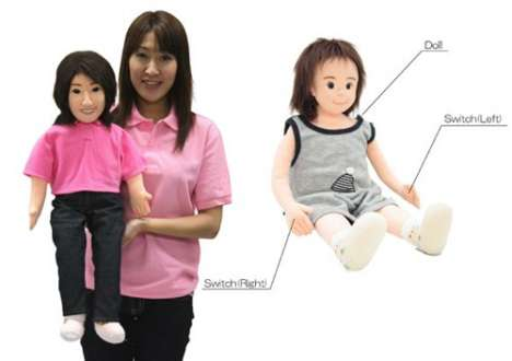 Personalized Robot Replicas - Little Island Will Create Mini Me Machines