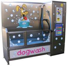 Coin-Operated Dog Washes at Australian Car Washes