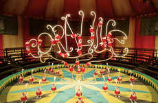 Stop-Motion Animation Effects - Dakota Fanning's Movie 'Coraline' Uses Dazzling 3D