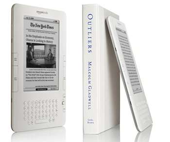 Revamped E-Book Readers - Leaked Images of the Slimmed-Down Amazon Kindle 2