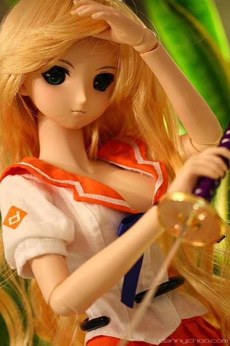 'Kill Bill' Barbie