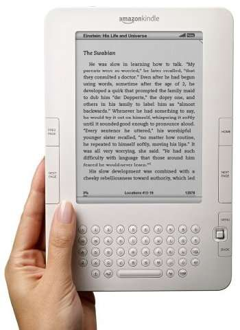 Lifestyle-Friendly E-Book Readers