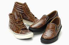 2d12b5c53d Snakeskin Sneakers. Snakeskin Sneakers · Elegant Wool Sneakers. Elegant  Wool Sneakers. Relaunched Classic Footwear