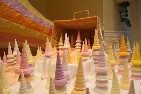 Ice Cream Cone Bathrooms