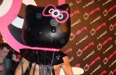 Punk Hello Kitty Couture - Fashion Designer Couture To Promote MAC Hello Kitty Cosmetics