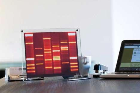 Personalized Digital Biology Portraits (UPDATE)