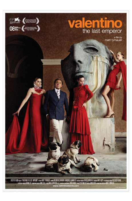 High Fashion Documentaries - Valentino The Last Emperor Is Coming To New York