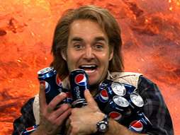 Non-Commercial Commercials - Saturday Night Live As an Unofficial Pepsi Endorsement