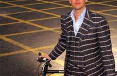 Hipster Cycling Fashion - Pedaling Into The Urban Future In Eco Style