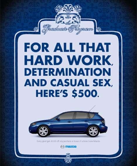 Auto Sexvertising