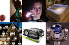 41 Incredible Innovations in Projectors