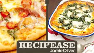 Interactive Grocery Store Cooking - Jamie Oliver's Recipease Conceptual Shops