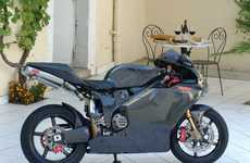 Carbon-Fiber Motorcycles - Personalized Ducati 999S Goes 0-60 in Under 3 Seconds