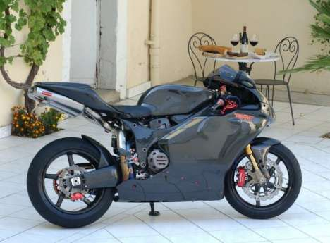 Carbon-Fiber Motorcycles