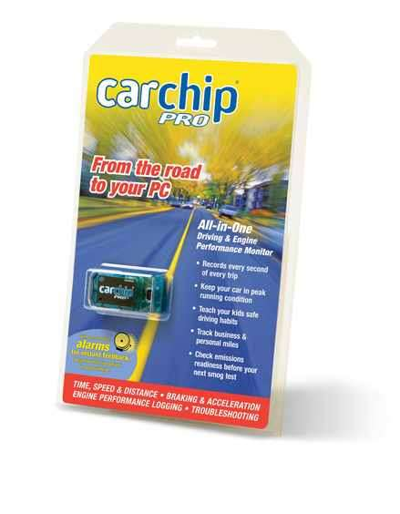 Tracking Driving Habits - Davis CarChip Pro is Your Car's Little Black Box