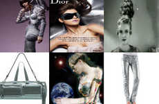 32 Futuristic Fashions - Space Couture At Its Best