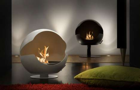 Home Burning Pods