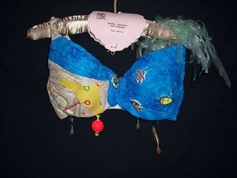 'The Artfull Bras Project' Features 49 One-of-a-Kind Bras