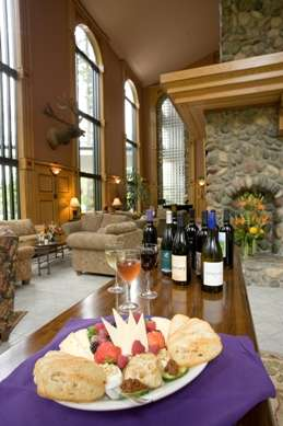 Rural Mineral Spa Getaways