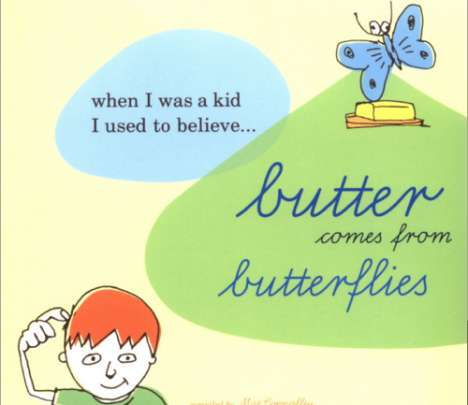 Nostalgic Naivete - 'I Used to Believe' Catalogs Childhood Beliefs