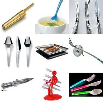 40 Cutting Edge Cutlery Designs