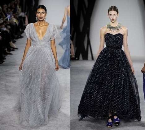 Fairytale Gowns - Jason Wu Fall Charms New York Fashion Week