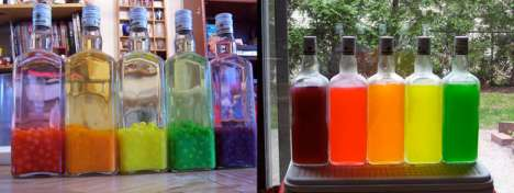 Candy-Flavored Liquor