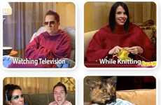 Photobombed Infomercial Products - Snuggies Won't Go Away But At Least They're Official