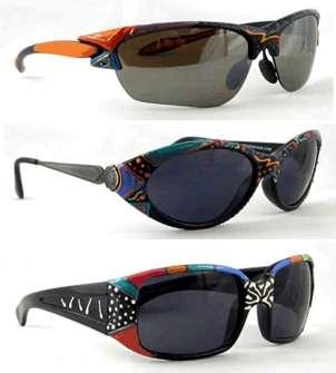 Handpainted Eyeglasses