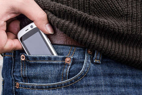 Coin Pocket-Sized Smartphones