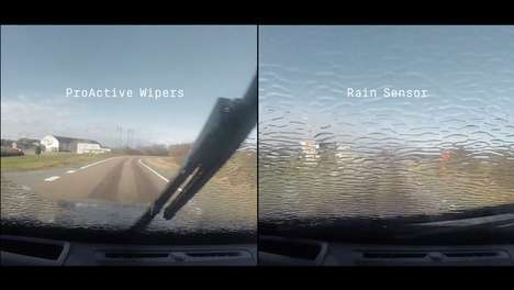 Intuitive Windshield Wipers