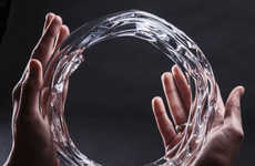 3D Glass Printing Innovations - Scientists Just Developed the Technology to 3D Print in Glass