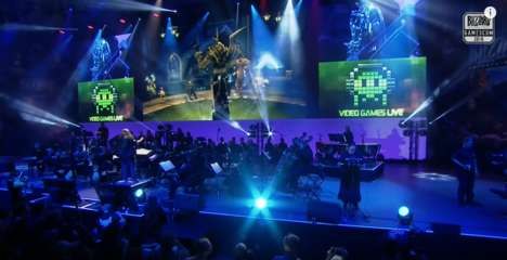 Video Game-Themed Concerts - Blizzard Entertainment Featured the Music from Its Games Live for Fans