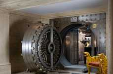Lavish Bank Vault Bars