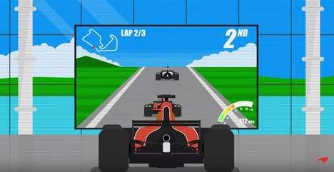 F1 Simulator Contests