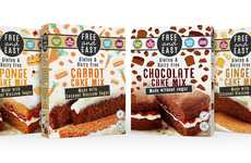 Free-From Cake Mixes