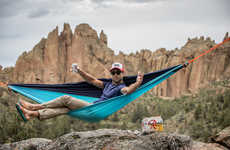 Multipurpose Camping Hammocks - The 'M.C Hammie' Can be Used as a Tent, Blanket or Hammock