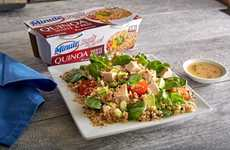 Quick-Cooking Quinoa Cups - Riviana Foods Now Makes 'Minute Ready to Serve' Quinoa Meals