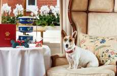 Dog-Friendly Tea Parties - The Egerton Offers Pet-Friendly Afternoon Tea Events