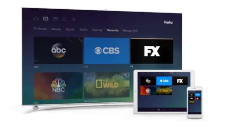 Cord-Cutting TV Streaming Services - 'Hulu Live' is a Competitive New TV Streaming Service